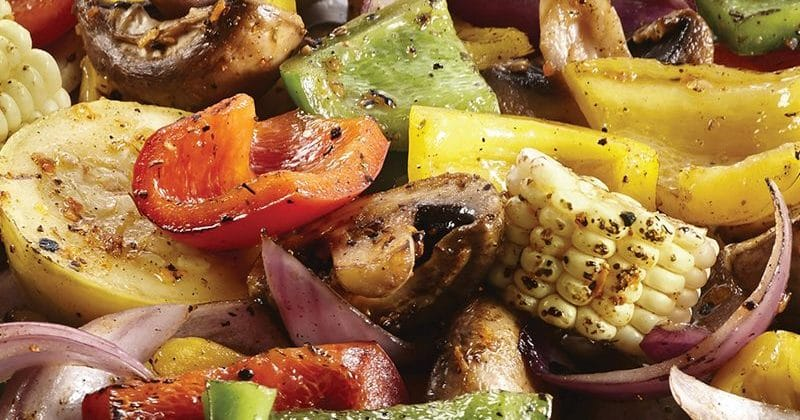 Veggies Made Easy with Electric Smoker