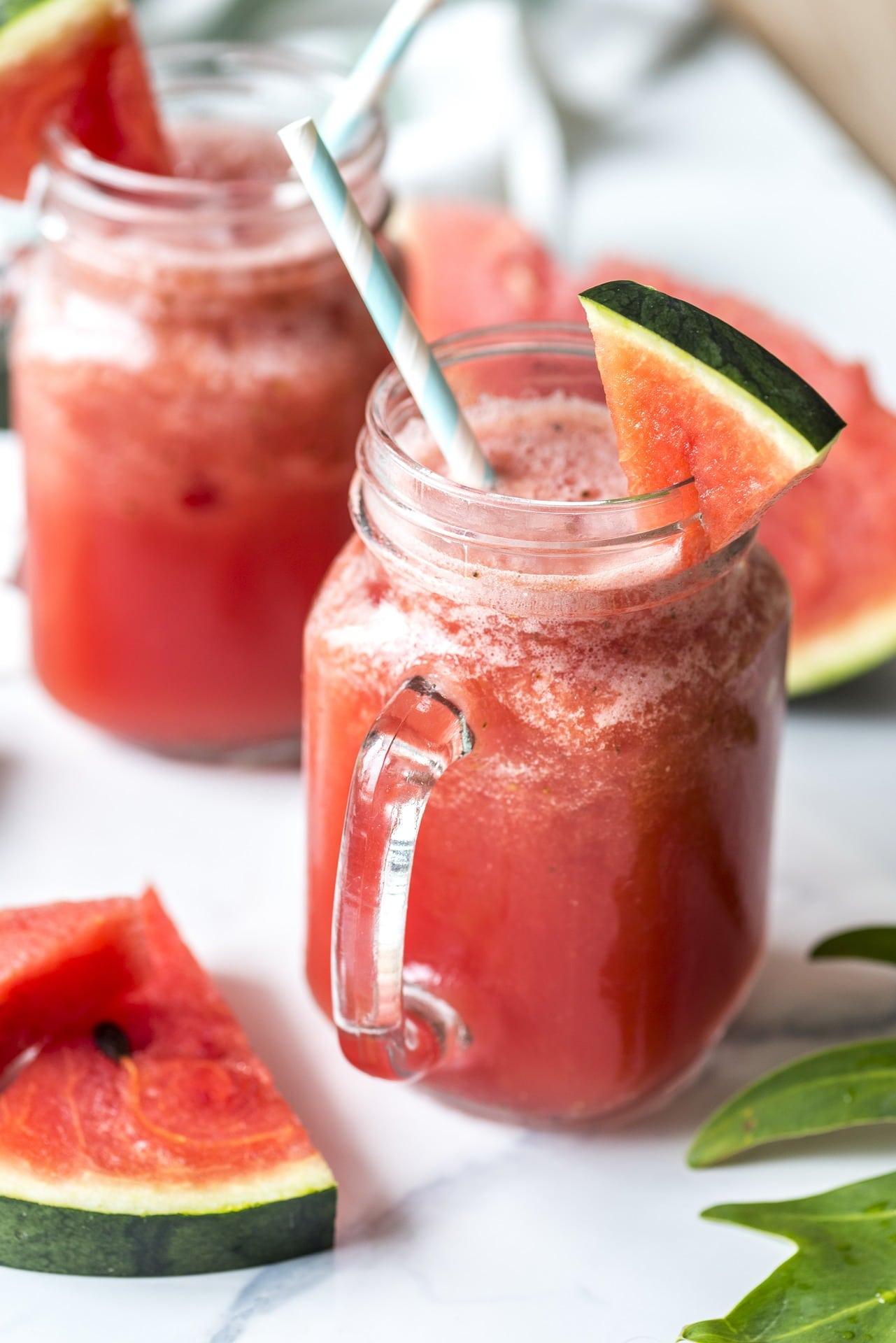 Watermelon Mint Iced Tea