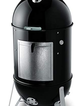 Weber Smokey Mountain 22-inch BBQ Smoker Review—The Best Charcoal Smoker?