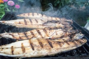 Smoked White Fish Filets