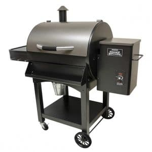 picture of pellet grill