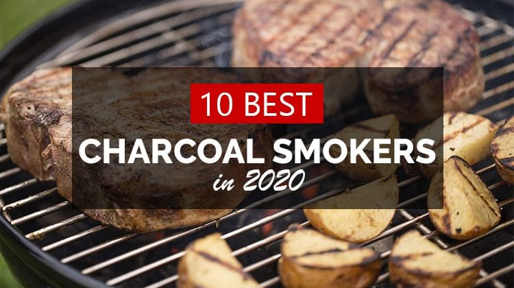 10 Best Charcoal smokers reviewed