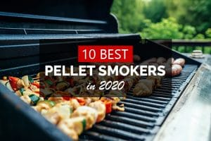 10 top rated pellet smokers